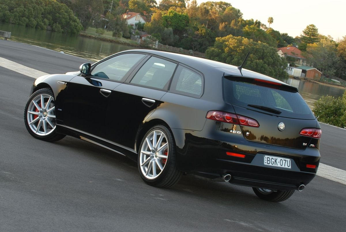 alfa romeo 159 car technical data car specifications. Black Bedroom Furniture Sets. Home Design Ideas