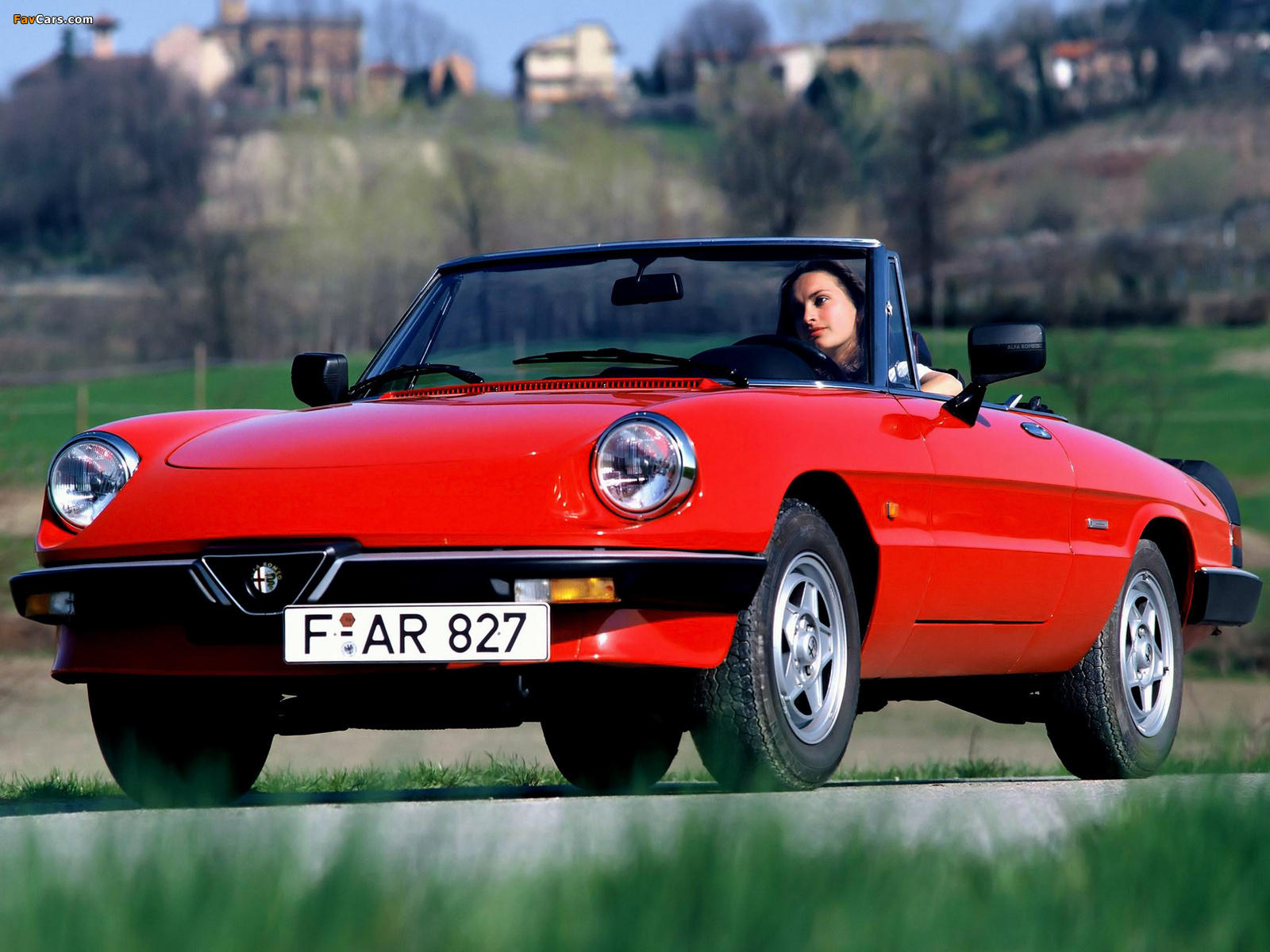 alfa romeo spider images start 400 WeiLi Automotive Network