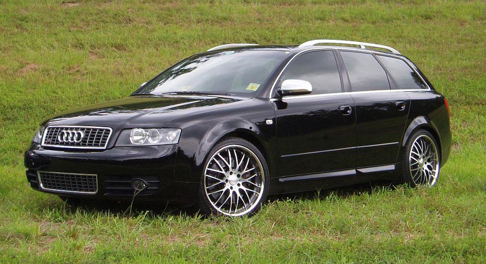 Audi A4 Donn 233 Es Techniques Des Voitures Sp 233 Cifications De