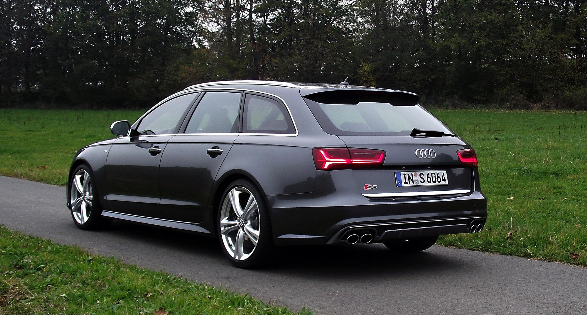 Audi A6 Car Technical Data Car Specifications Vehicle Fuel