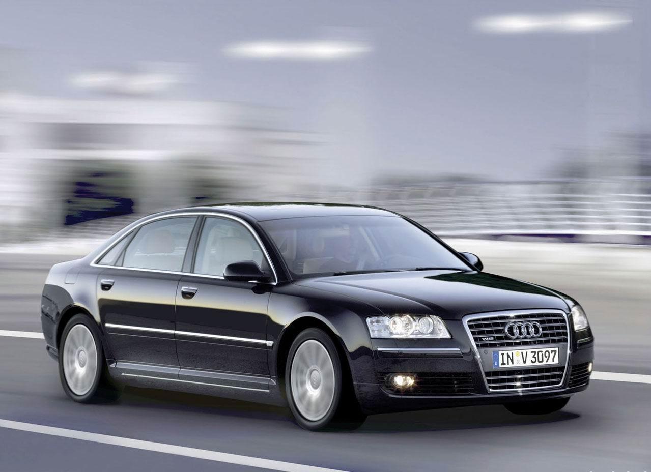 Audi A8 Long 4e 6 0 I W12 Quattro 450 Km Dane Techniczne Samochod 243 W Moc Pojemność Zbiornika