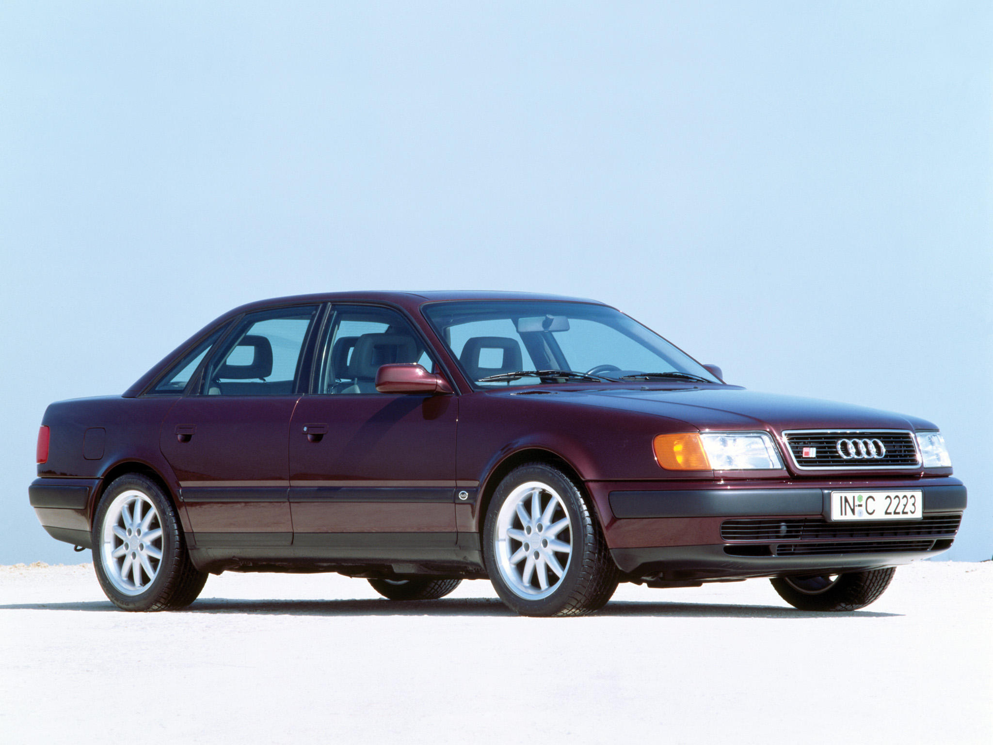 Audi s4 4ac4 22 s4 turbo quattro 230 hp car technical data general information sciox Images