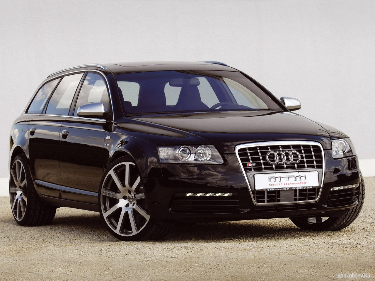 audi s6 avant 4f c6 5 2 i v10 fsi quattro 435 ps auto. Black Bedroom Furniture Sets. Home Design Ideas