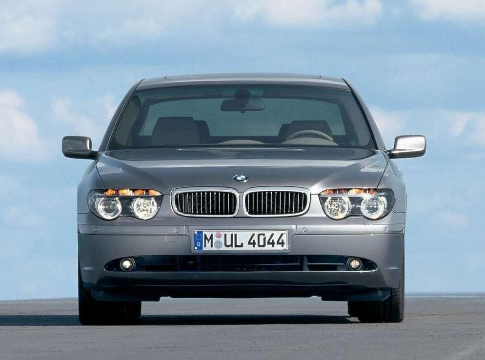 BMW 7er E65|E66 L 745 i 333 HP car technical data. Power. Torque ...
