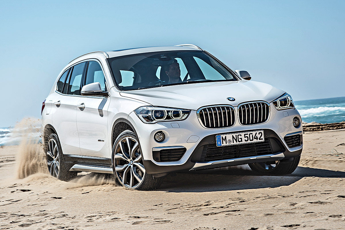 BMW X1 car technical data Car specifications Vehicle fuel