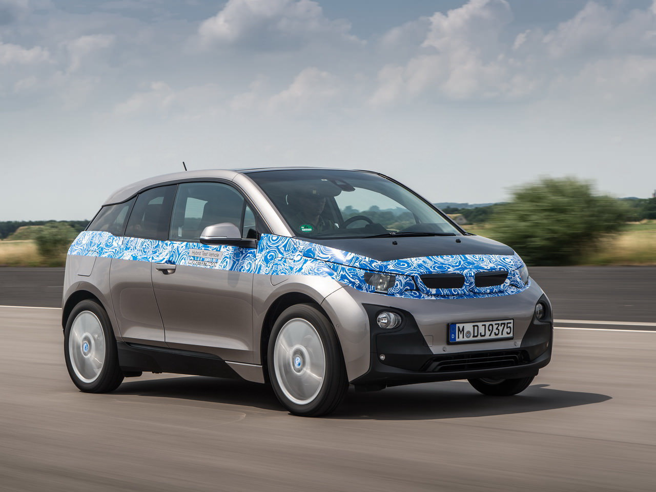 Bmw I3 Car Technical Data Car Specifications Vehicle