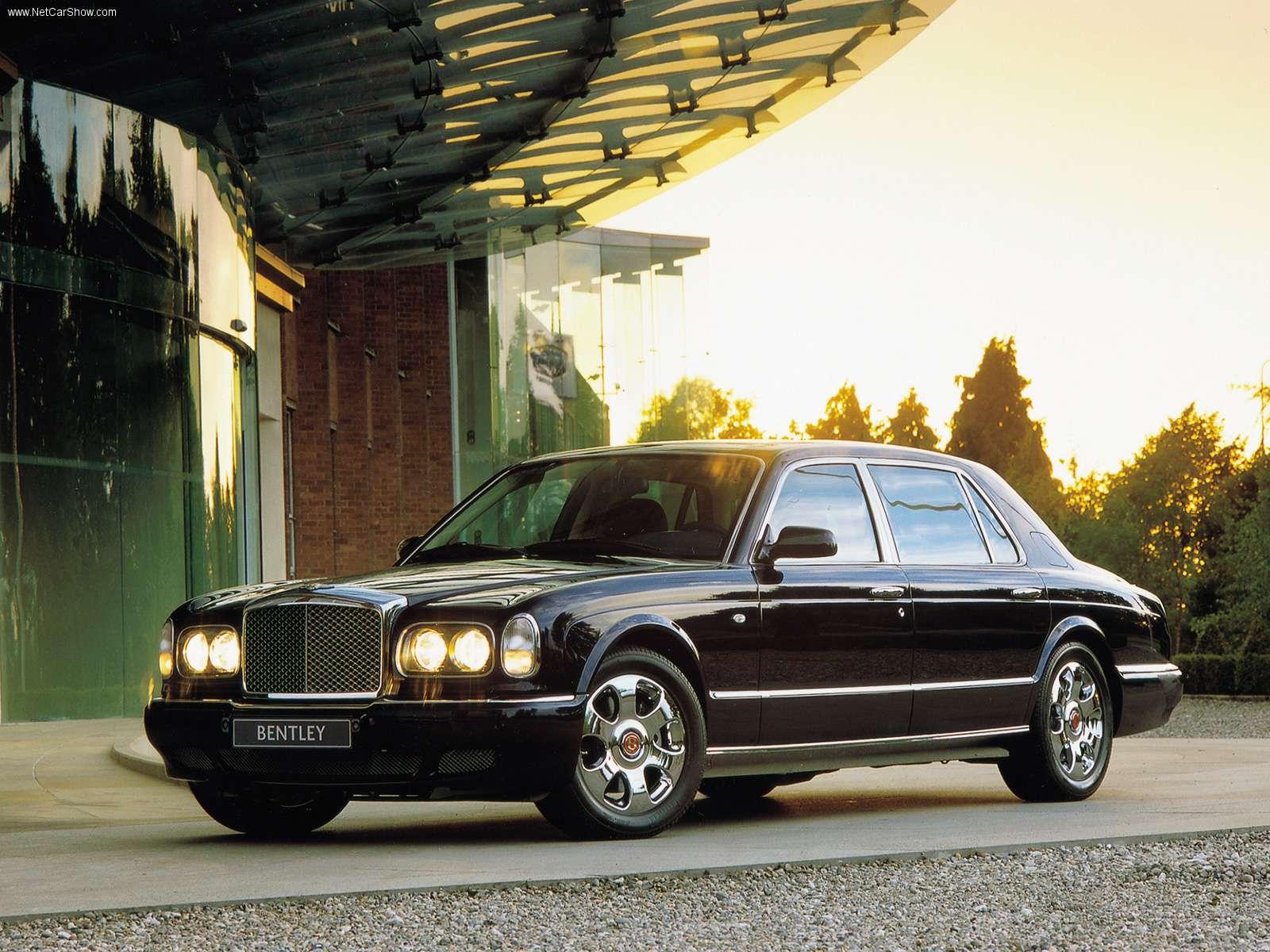 Bentley arnage car technical data car specifications vehicle bentley arnage ii vanachro Choice Image