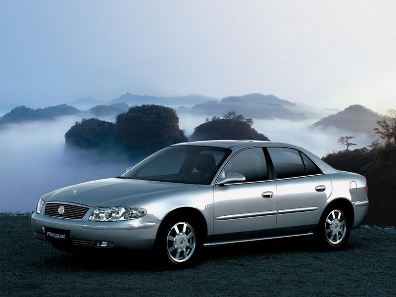 buick regal china v6 12v 172 hp car technical data. Black Bedroom Furniture Sets. Home Design Ideas