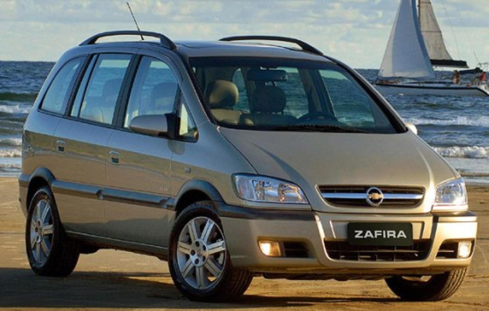 Chevrolet Zafira 2 0 8v 116 Hp Datos Tecnicos De Coches Poder