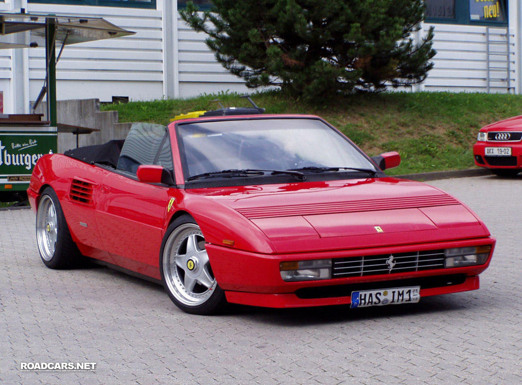 ferrari mondial car technical data car specifications vehicle fuel consumpt. Black Bedroom Furniture Sets. Home Design Ideas
