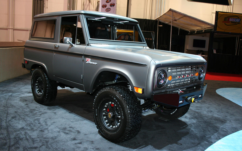 Ford Bronco I-IV