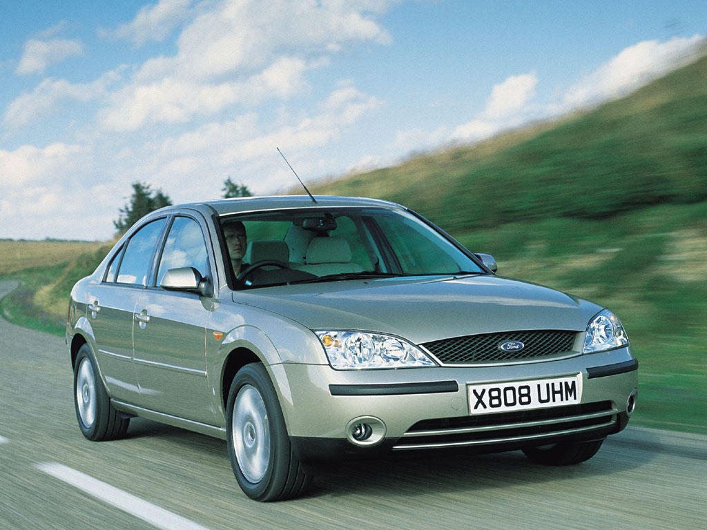 ford mondeo car technical data car specifications. Black Bedroom Furniture Sets. Home Design Ideas