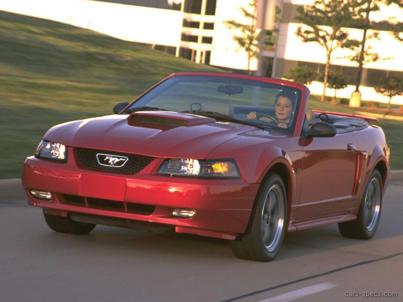 Ford Mustang Auto Technische Daten Auto Spezifikationen