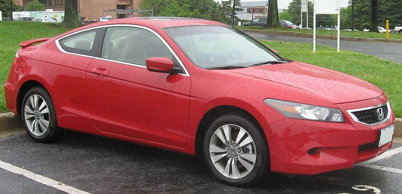 Honda Accord Dane Techniczne Samochod 243 W Specyfikacji