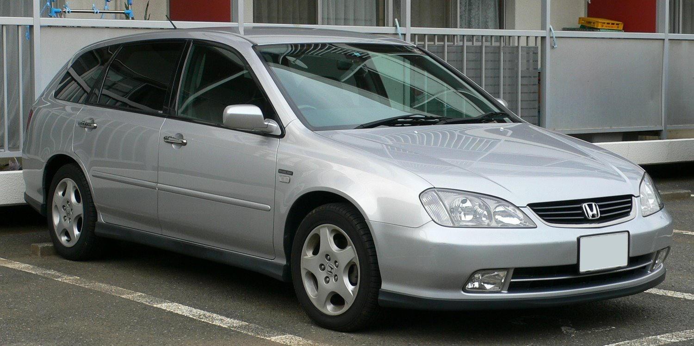 2001 Honda Avancier