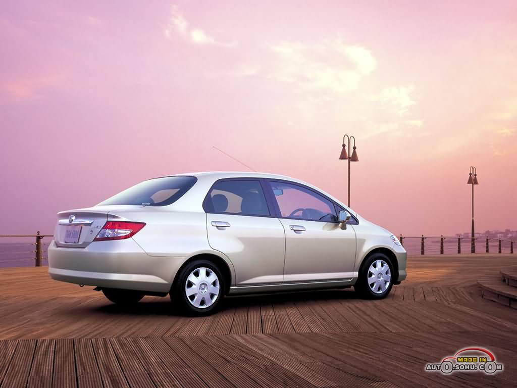 Honda Fit Aria Car Technical Data Car Specifications Vehicle Fuel