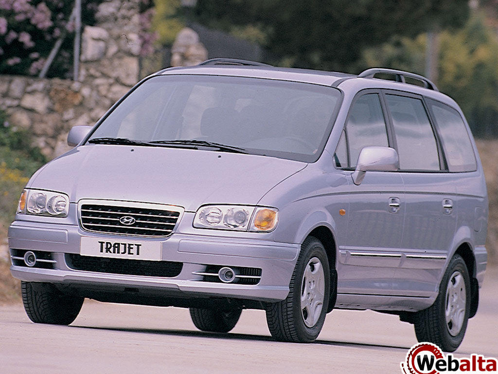 HYUNDAI Santamo car technical data. Car specifications. Vehicle