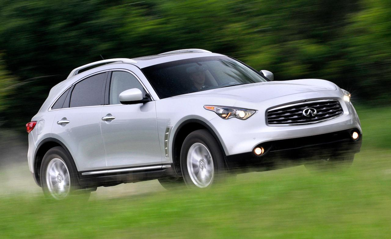 owned infiniti utility highlands used ranch awd pre inventory sport fx infinity in