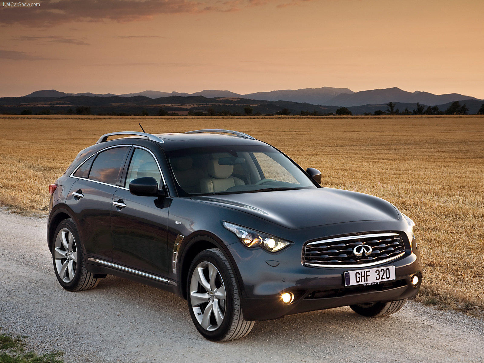 Infiniti fx car technical data car specifications vehicle fuel infiniti fx37 vanachro Gallery