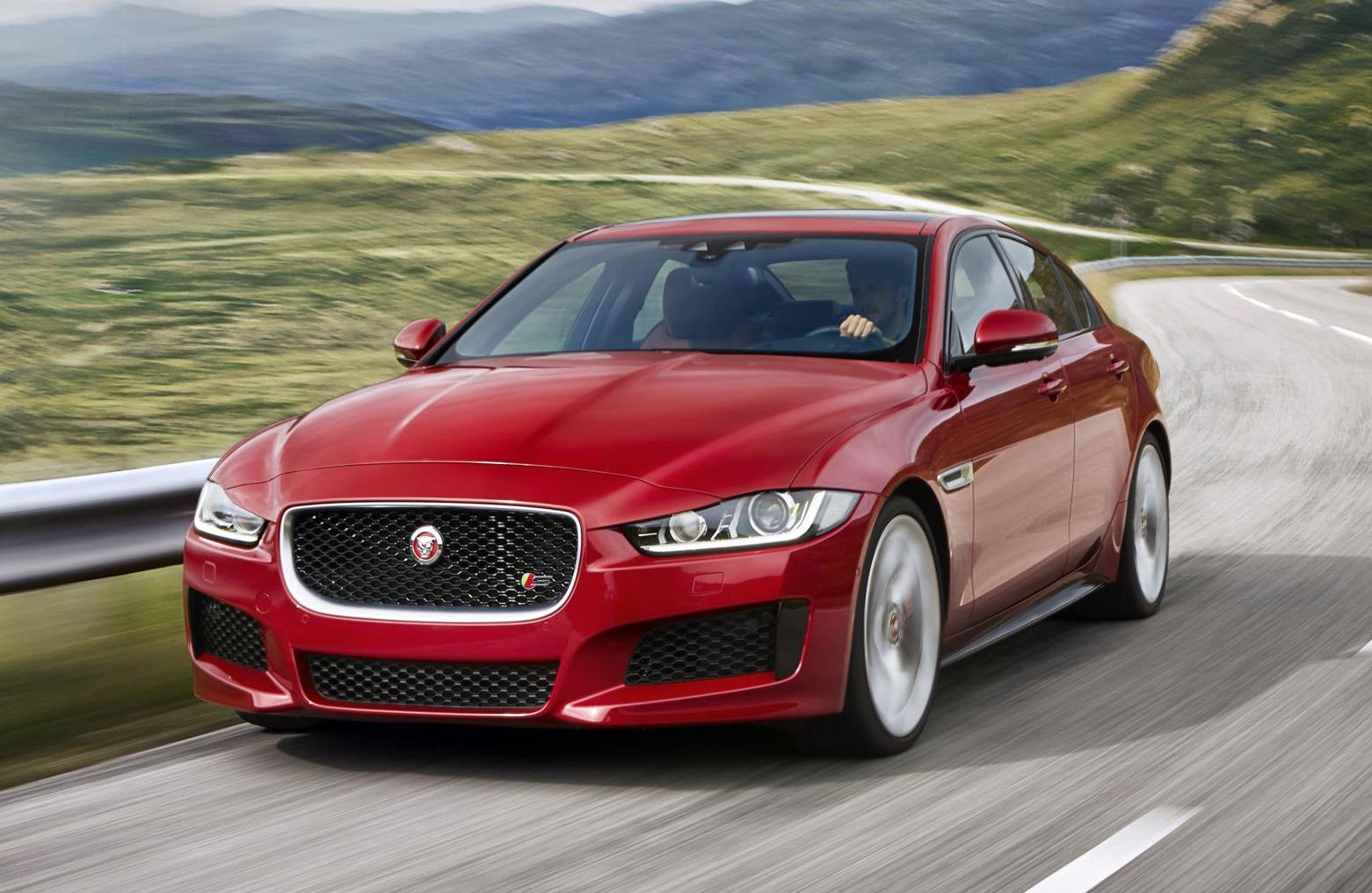 jaguar xe auto technische daten auto spezifikationen