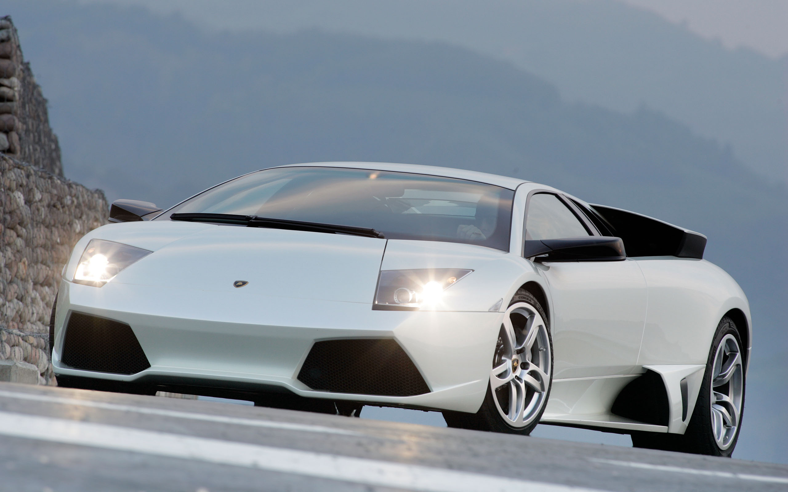 lamborghini murcielago car technical data. car specifications