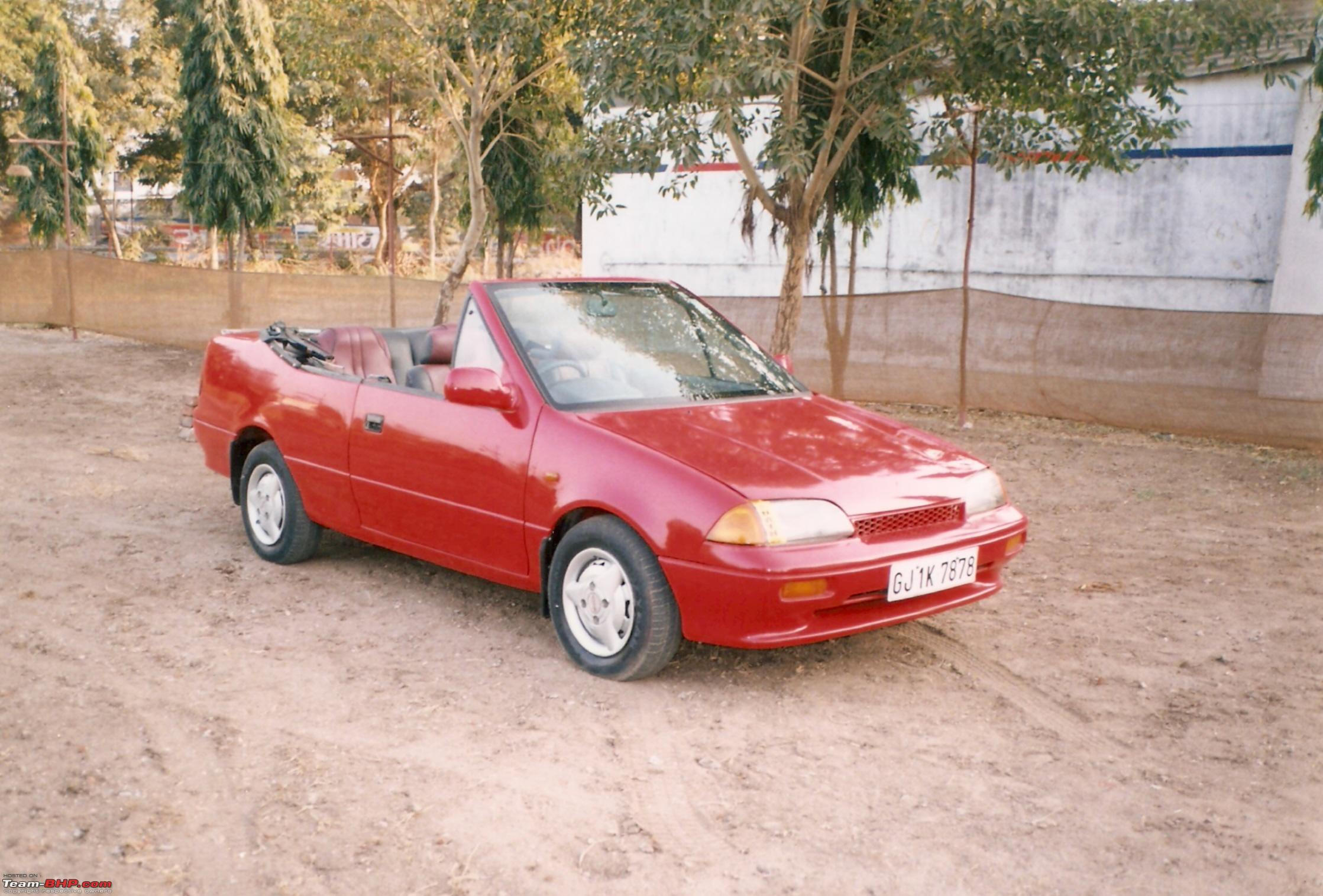 MARUTI 1000 car technical data. Car specifications ...