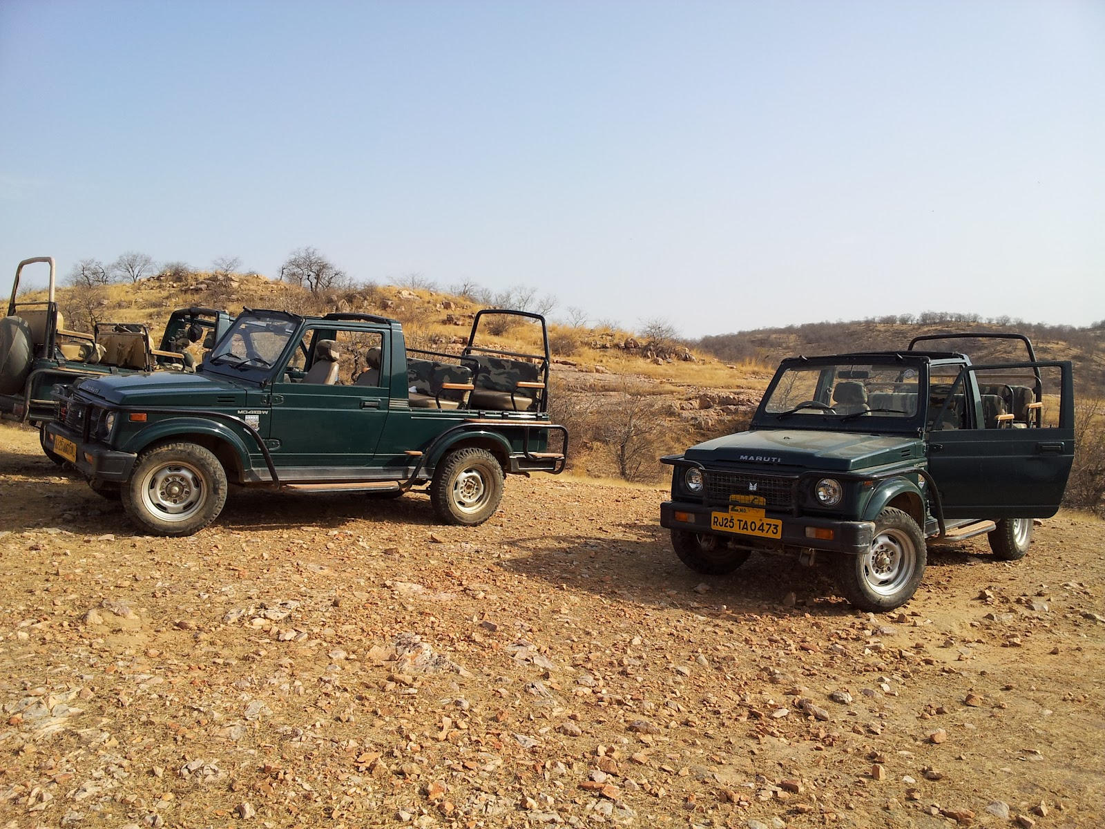 MARUTI Gypsy car technical data  Car specifications  Vehicle