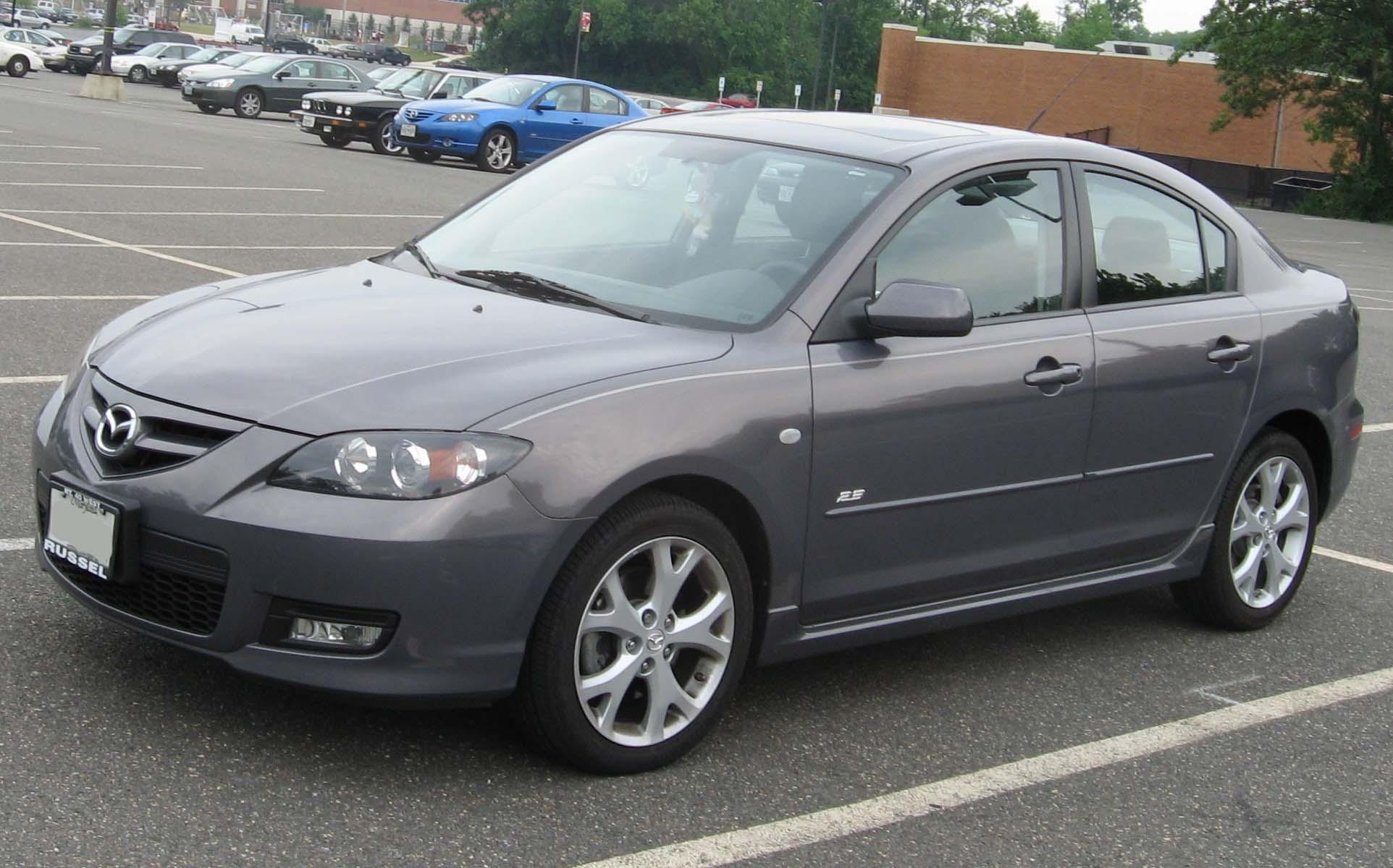 Mazda 3 Dati Tecnici Auto Auto Specifiche Informazioni Sul Consumo Di Carburante Dei Veicoli