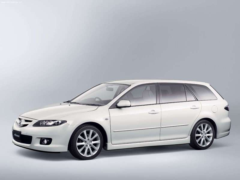 Mazda Atenza Car Technical Data Car Specifications Vehicle Fuel