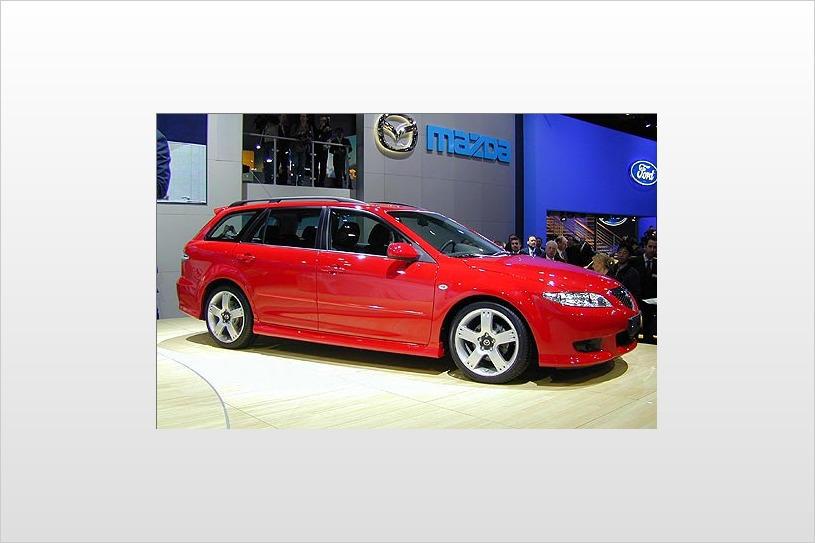 mazda mazda 6 gh sport wagon 2 0 147 ps automatic auto. Black Bedroom Furniture Sets. Home Design Ideas