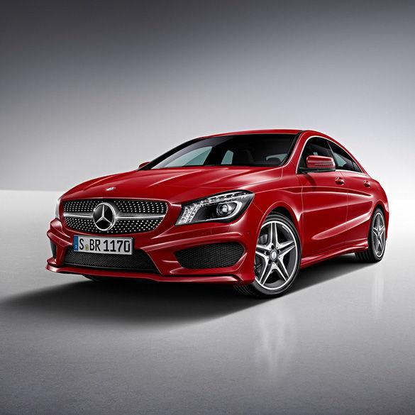 Mercedes Benz Cla: MERCEDES BENZ CLA Klasse Car Technical Data. Car