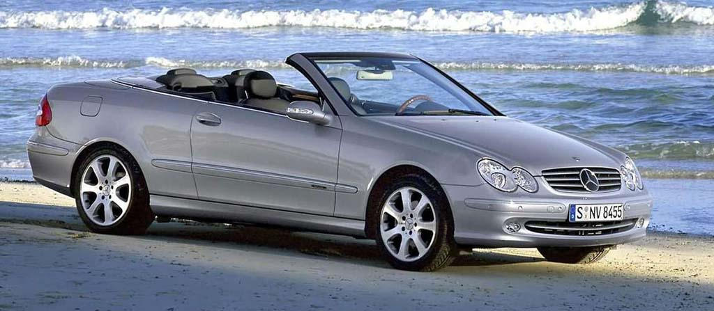 mercedes benz clk klasse car technical data car. Black Bedroom Furniture Sets. Home Design Ideas