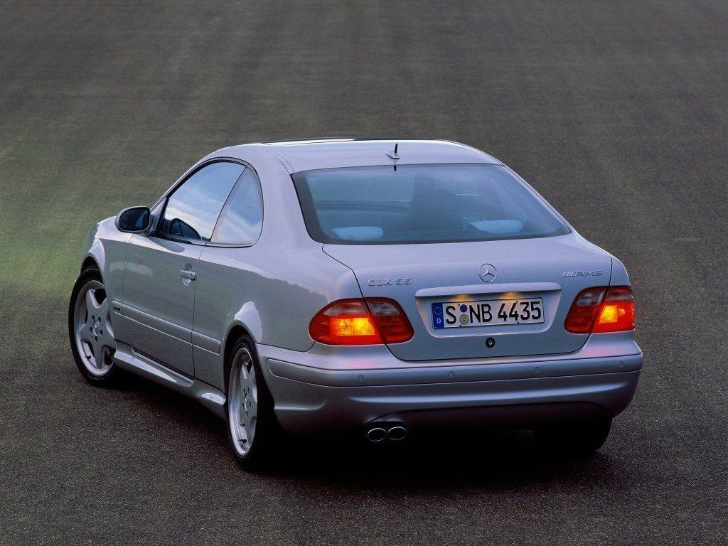 Mercedes Benz Clk W208 230 Kompressor 193hp Auto