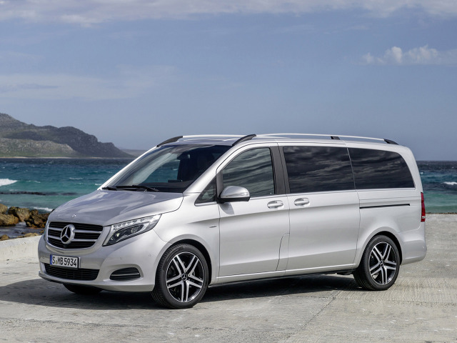 mercedes benz vito car technical data. car specifications. vehicle