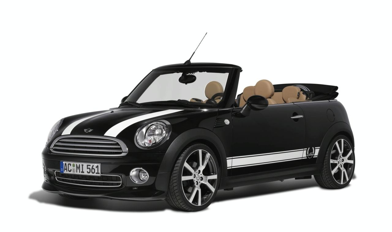 mini cooper s cabrio ii 1 6 i 16v turbo 175 dane techniczne samochod w moc pojemno zbiornika. Black Bedroom Furniture Sets. Home Design Ideas