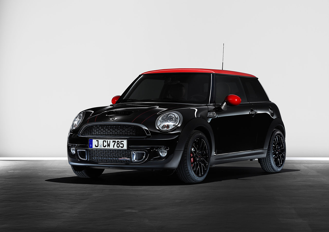 mini john cooper works 218hp donn es techniques des. Black Bedroom Furniture Sets. Home Design Ideas