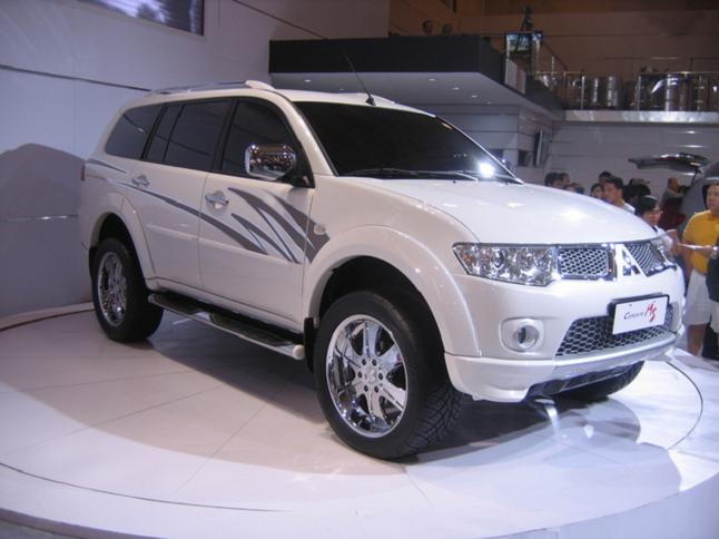 Mitsubishi Pajero Car Technical Data Car Specifications Vehicle