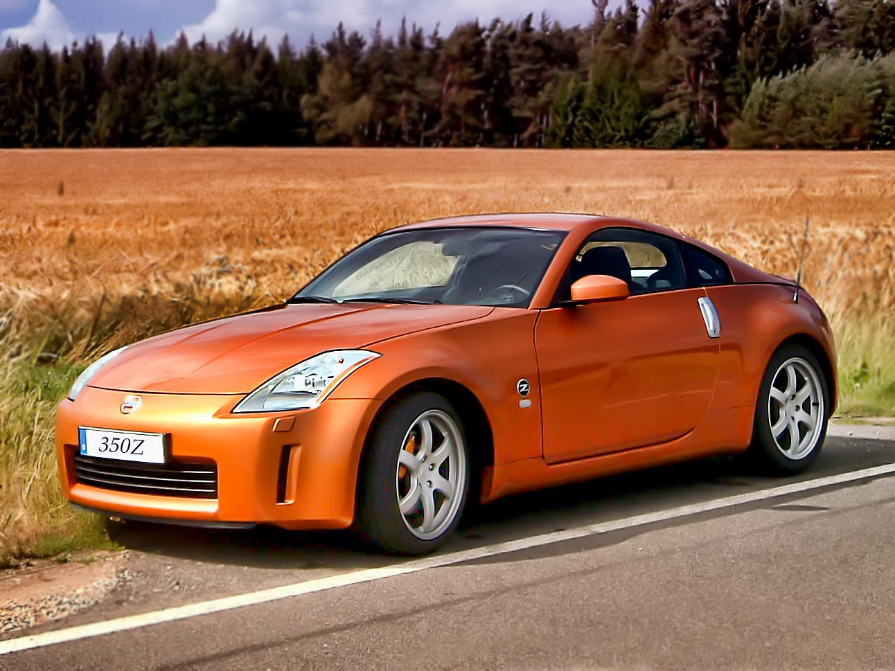 Nissan 350z Car Technical Data Car Specifications Vehicle Fuel Consumption Information