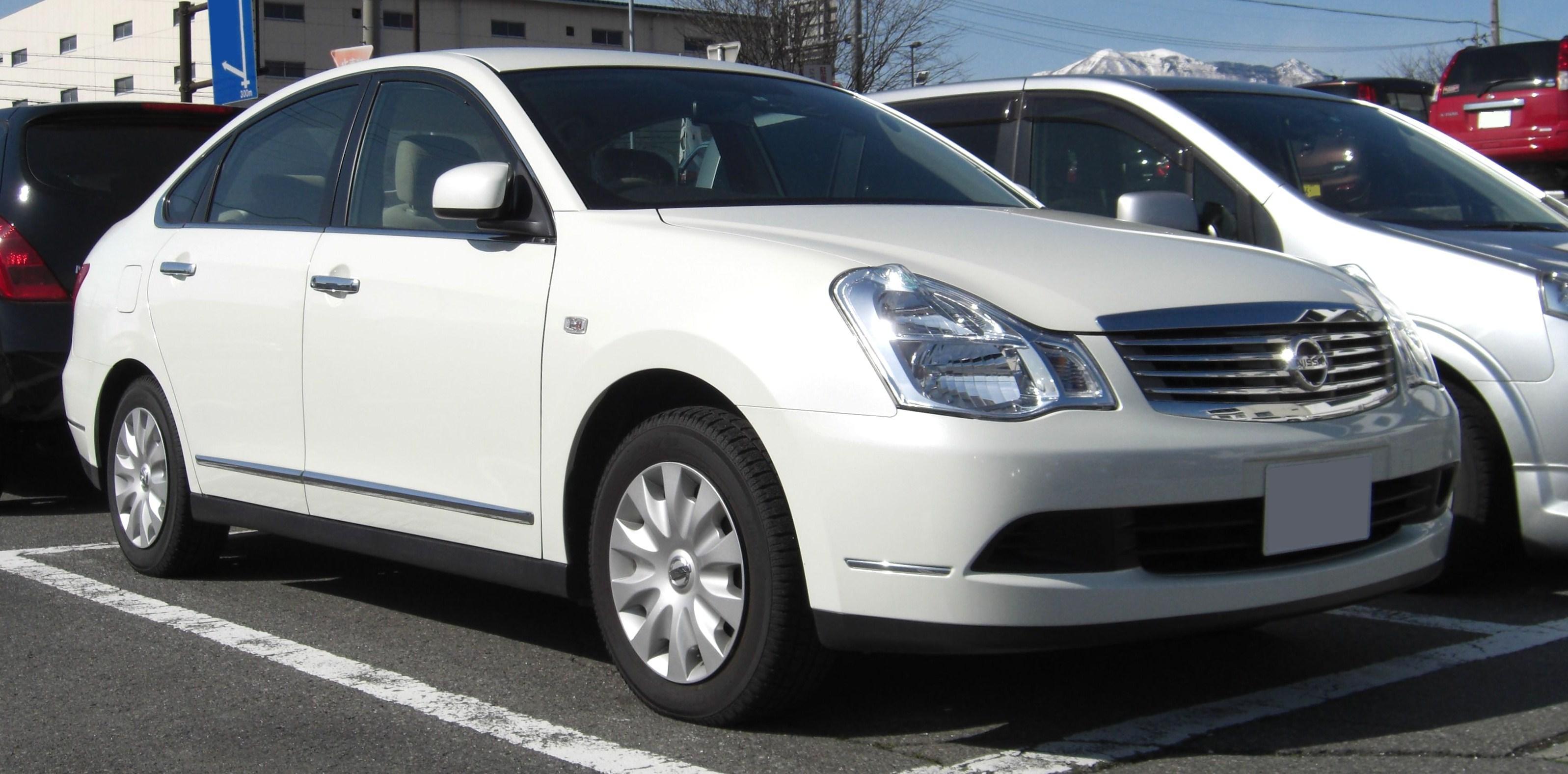 Nissan Bluebird Sylphy II (G11