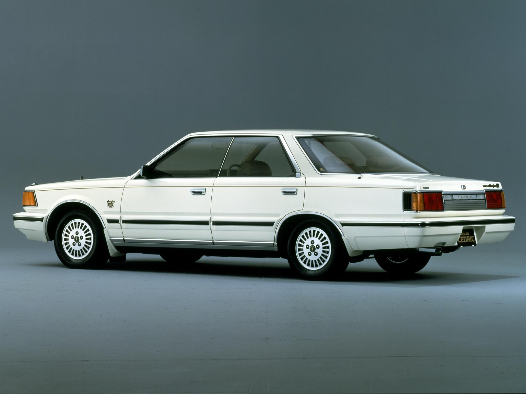 NISSAN Cedric car technical data. Car specifications ...