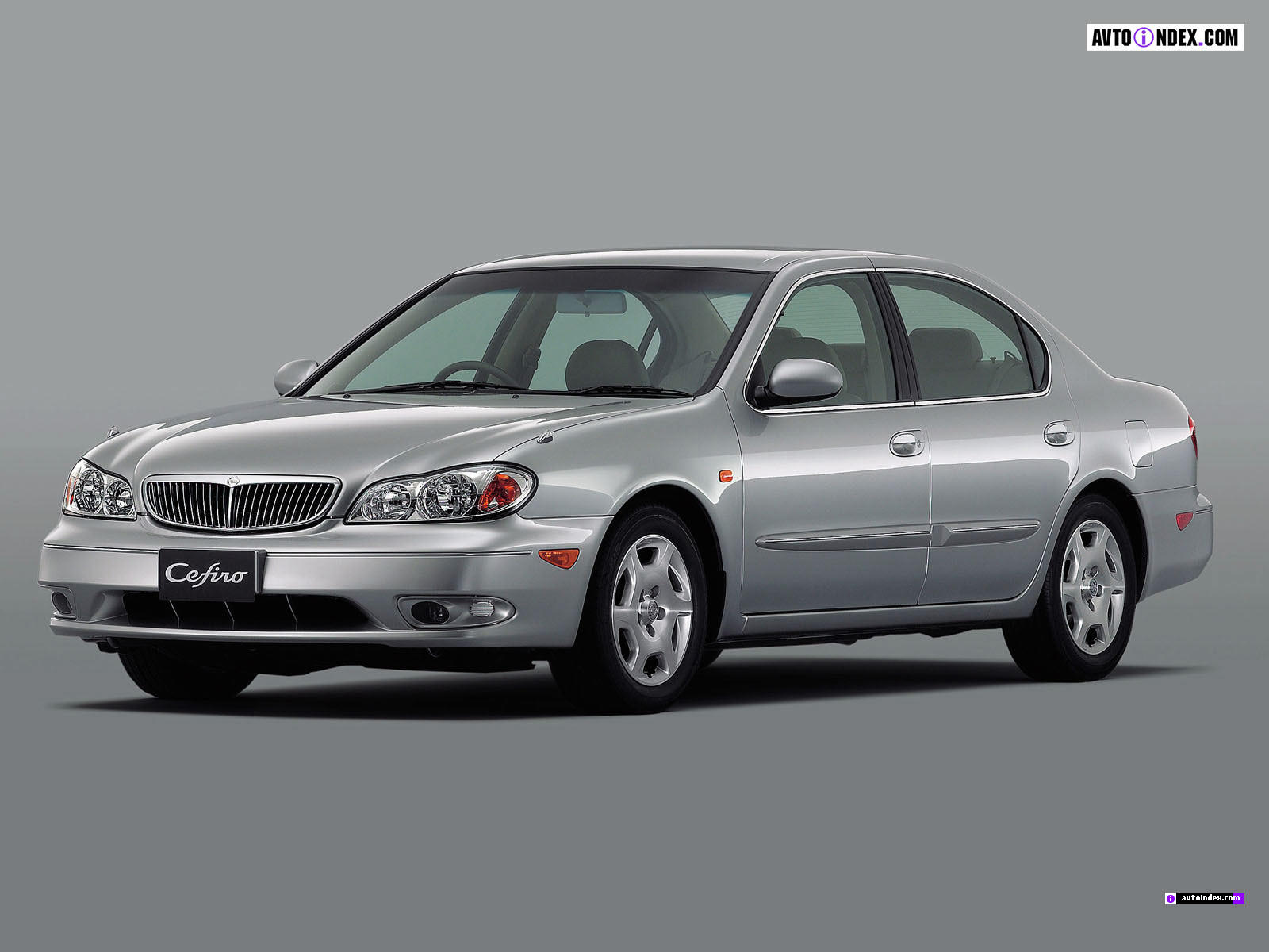 NISSAN Cefiro car technical data. Car specifications. Vehicle fuel ...