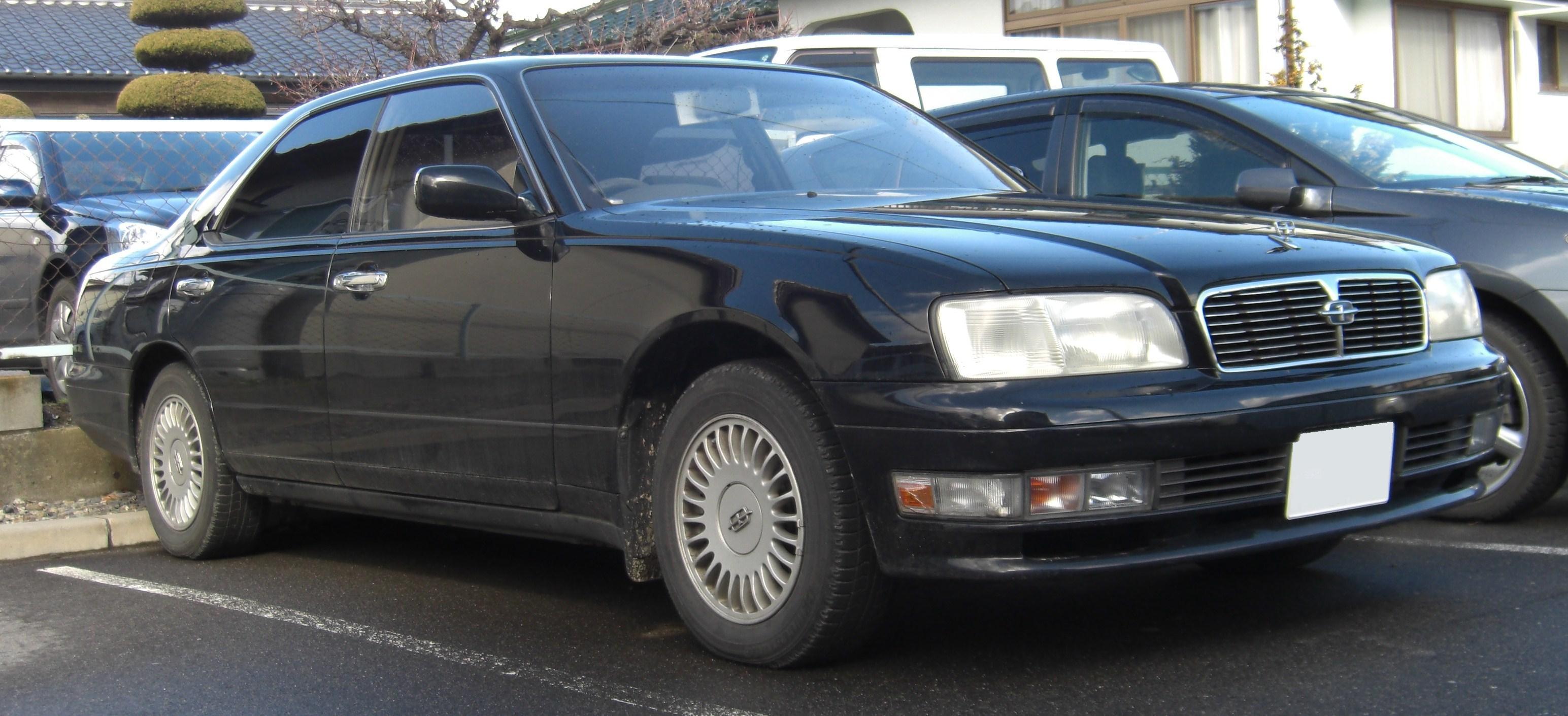 resimleri: Nissan - Cedric (Y34) - 3.0 i V6 24V (280 Hp