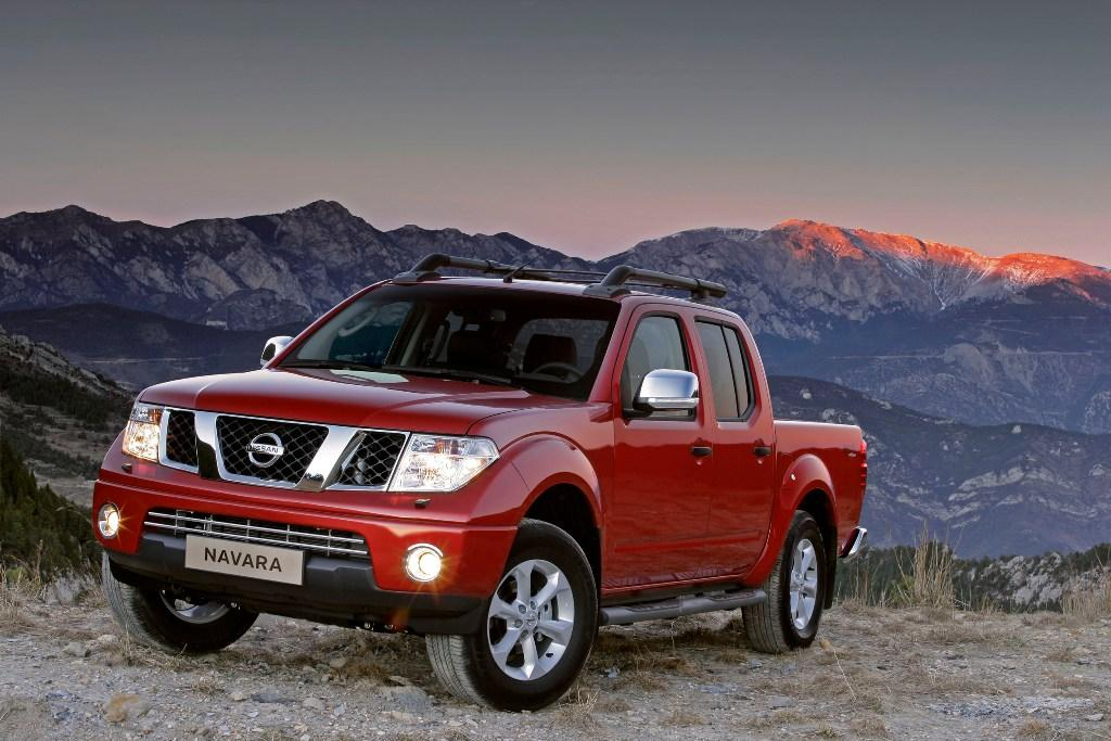 nissan navara ii d22 2 5 dci double cab 4wd 133 cv donn es techniques des voitures puissance. Black Bedroom Furniture Sets. Home Design Ideas