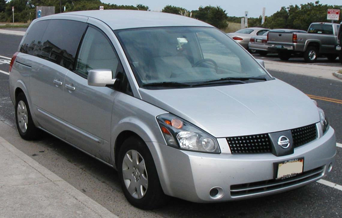 Nissan Quest Car Technical Data Car Specifications