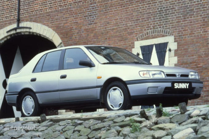 NISSAN Sunny car technical data  Car specifications  Vehicle fuel