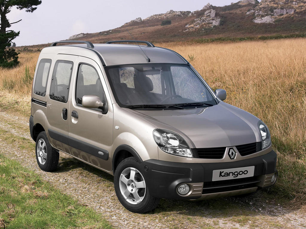 renault kangoo car technical data car specifications. Black Bedroom Furniture Sets. Home Design Ideas