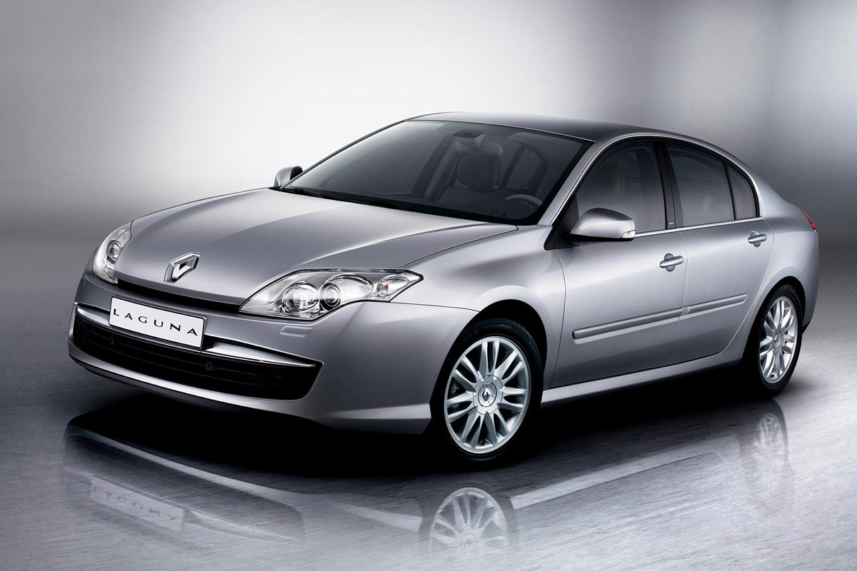 RENAULT Laguna car technical data. Car specifications. Vehicle fuel ...
