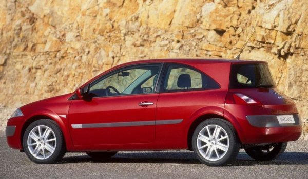 Renault Megane Car Technical Data Car Specifications Vehicle Fuel