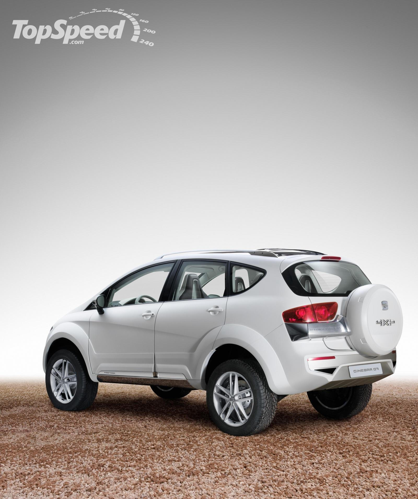 SEAT Altea Freetrack 2.0 TDI 170 PS DPF 4WD auto technische daten ...