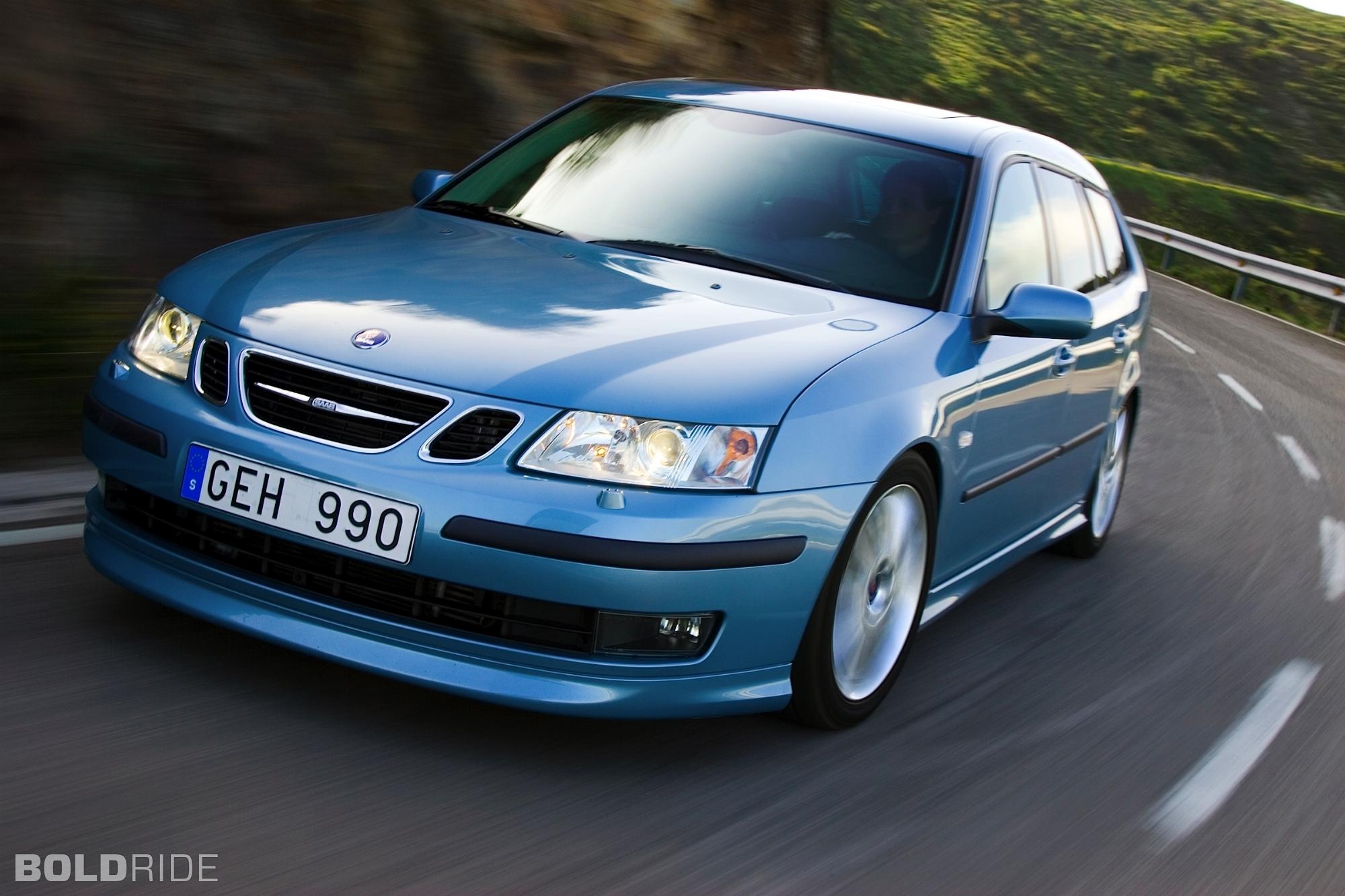 Saab 9 3 hatchback i